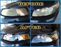 Dents & Things, Headlight Restoration, We do It All! 47 Years Ex