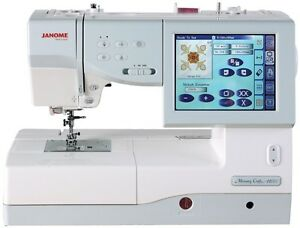 Janome  Memory Craft 11000 Sewing Machine