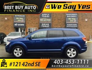 2010 Dodge Journey FWD 4dr SXT ONLY $89 BI-WEEKLY PAYMENTS