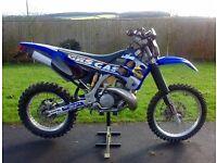 Gas Gas EC300, 2000, Road Reg, Enduro Bike.