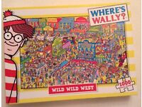 WHERE'S WALLY? PUZZLE