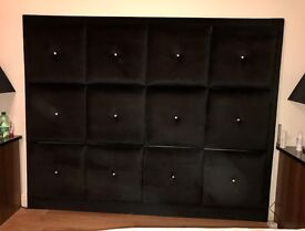 Bespoke Headboard for Queen Size Bed