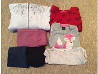 Great quality girls clothes bundle 4-5 years