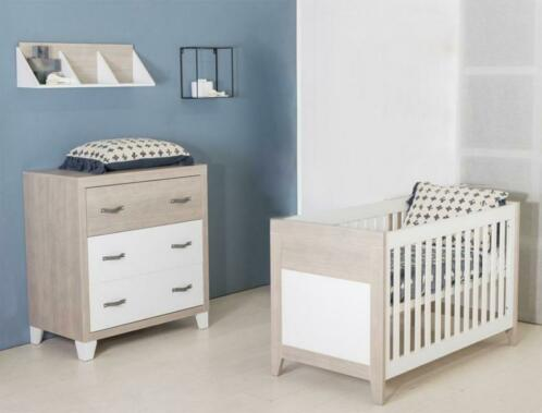 Bebies First Babykamer New York 2-delig