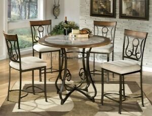 Ashley 5PC Hopstand Dinning Tables