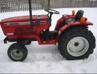 Case International 234 Compact Dsl Tractor