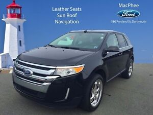 2013 Ford Edge Limited  - Leather Seats -  Bluetooth -  Heated S