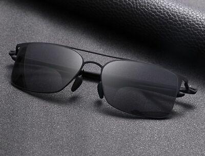 Bifokale Lesebrille Getönt Sonnenbrille Flexibel für Damen Herren 1,0~3,5 BFA813