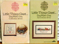 Quick and Easy Cross Stitch Books, New