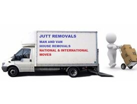 MAN AND VAN (HOUSE REMOVALS)(OFFICE REMOVALS)PACKING SERVICE) HELPER PORTER)24/7