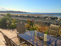 Oceanfront Vacation Property on Vancouver Island, BC