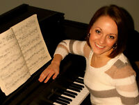 Kitchener Piano Lessons - accepting new students!