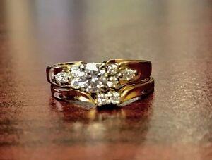 Wedding Ring Set