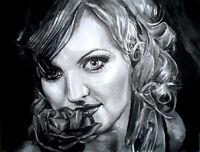 Portrait artist and Live Event artist available