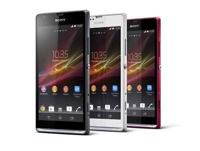 Sony Xperia SP C5303 - 8GB - Weiss (Ohne Simlock) Wi-Fi - GPS Android Smartphone