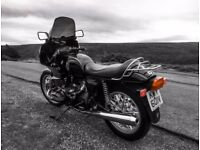 1979 BMW R80 Air Cooled Boxer