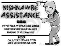 NISHNAWBE ASSISTANCE Reliable & experienced labourer