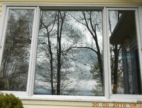 Picture window glass