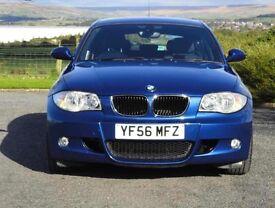 BMW 1 SERIES 2.0 120D M SPORT 5 DR