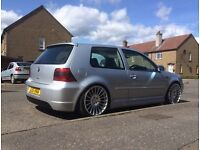 Vw golf 2.8 4motion