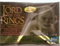 2003 Topps Lord of the Rings The Two Towers Update