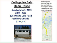 Cottage or Sale - Open House
