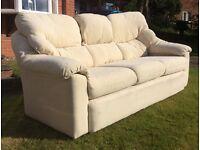 G-Plan 3 seater sofa