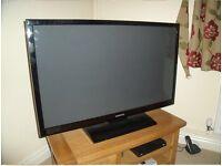 Samsung 43inch plasma tv