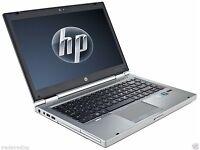 "WOHO HP ELITEBOOK intel core i5 @ 2.50ghz,8gb,320gb with webcam 14"" screen"