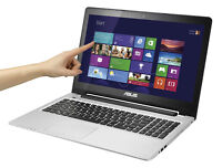 ASUS S550CA TOUCHSCREEN Core i7 3.1GHZ 8GB 1TB+SSD24GB GeForce