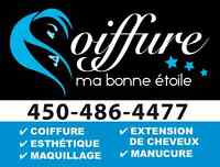 Coiffeuse Professionnel