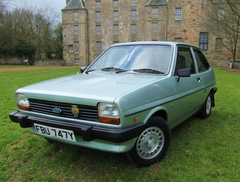 ford fiesta mk1 1 3 ghia not xr2 supersport in borrowstounness falkirk gumtree. Black Bedroom Furniture Sets. Home Design Ideas