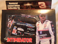 UNOPENED YEAR 2000 DALE EARNHARDT COLLECTOR TIN OF CARDS