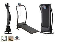 BodyFit Mini Electric Treadmill New