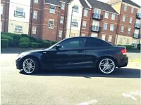BMW 120d 1 series coupe M-Sport