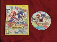 Nintendo will - Mario & sonic at the London Olympics Games