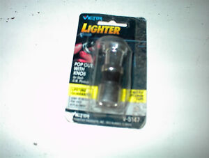 NEW V5147 CIGAR LIGHTER.FOR 55-UP GM CARS CHEV,PONT $5.00