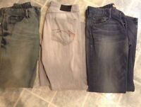 Buffalo, Parasuco, Guess Jeans - Men's! Only $20!