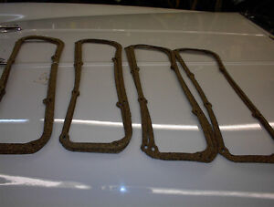 4 NEW PR OF HP 351-400C,M 302 BOSS VALVE COVER GS $8 PR