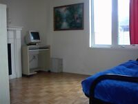 All size nice clean bright furnished rooms available now
