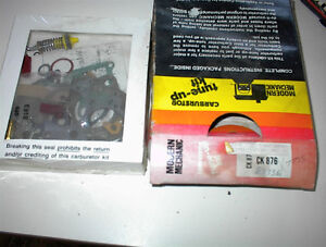 NEW  GM 2BBL 2GC ROCHESTER CARB KIT 69-UP GMS $10.00