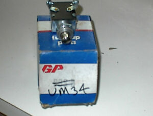 NEW UM3A 2 POST PUSH BUTTON STARTER BUTTON $10.00