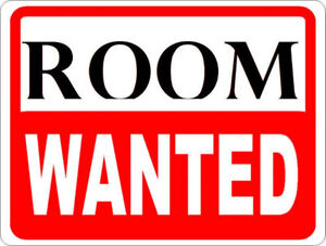 Requirement of Shared apartment