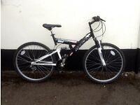 "GENTS MOUNTAIN BIKE 18"" FRAME £45"