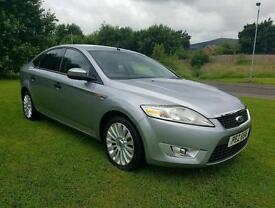 (NEW MODEL) Ford Mondeo 1.8 tdci 125BHP EDGE! ONE OWNER! 84000 MILES, SERVICE HISTORY (9 STAMPS)
