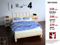 BEST PRICE HANDMADE BED FRAME!