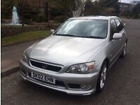 Lexus is200 with RARE extras