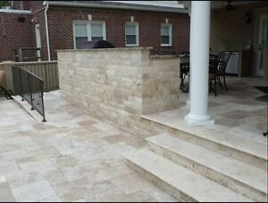 ¦ OUTDOOR STONE PAVERS FOR POOLS WALKWAYS DRIVEWAYS 50% OFF ¦