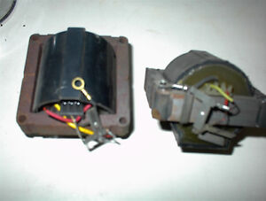 3 NEW GM HEI DIST IGNITION COILS $10 EA 2 73-87 AND 1 DR35 COIL