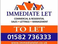 3 bedroom family house to rent in luton town n£1000 pcm